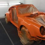 Porsche 911 - Top Garage EMG Canly